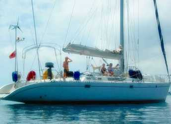 Rent a sailboat in Ibiza Magna - Beneteau Oceanis 55