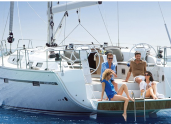 Rent a sailboat in Netsel Marina - Bavaria Cruiser 50