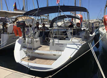 Chartern Sie segelboot in Netsel Marina - Sun Odyssey 45