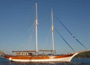 Rent a schooner in Matejuska port - Gulet Dona