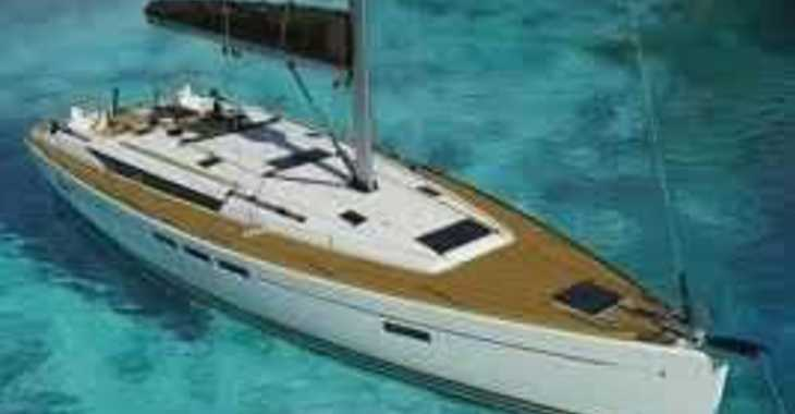 Rent a sailboat in Marina Gouvia - Sun Odyssey 509