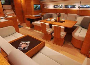 Alquilar velero en Marina Gouvia - Sun Odyssey 509