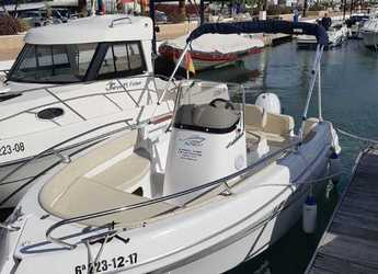 Rent a motorboat in Club Nautico de Altea  - Marinello fisherman 16