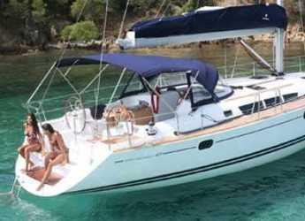 Rent a sailboat in Marina Gouvia - Sun Odyssey 49i