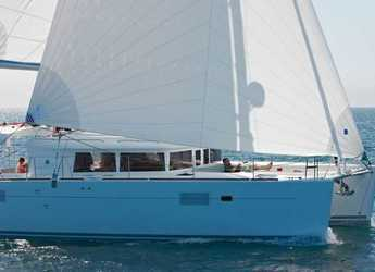 Rent a catamaran in Paroikia - Lagoon 450 F