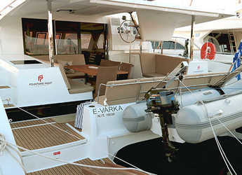 Rent a catamaran in Paroikia - Fountaine Pajot