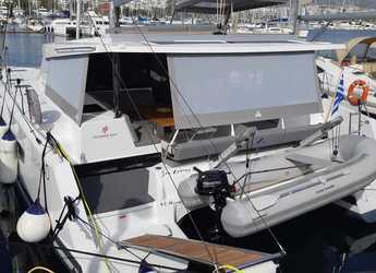 Rent a catamaran in Mykonos - Lucia 40