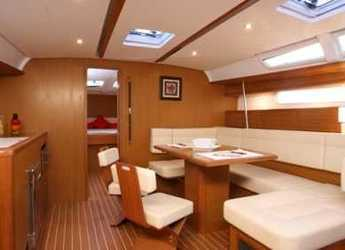 Rent a sailboat in Marina Gouvia - Sun Odyssey 49i