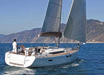 Rent a sailboat in Kos Port - Sun Odyssey 479
