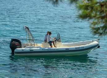 Rent a motorboat in Marina Sukosan (D-Marin Dalmacija) - TEMPEST 650 + Suzuki 200