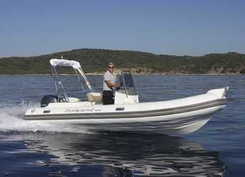 Rent a motorboat in Marina Sukosan (D-Marin Dalmacija) - TEMPEST 600 + Mercury 115