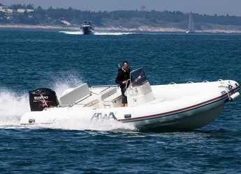 Chartern Sie motorboot in Marina Sukosan (D-Marin Dalmacija) - SPORT 22GT + Suzuki 200
