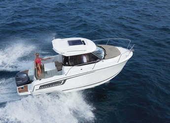 Chartern Sie motorboot in Marina Sukosan (D-Marin Dalmacija) - Merry Fisher 695 + Suzuki 150