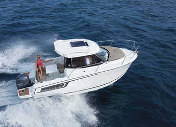 Rent a motorboat in Marina Zadar - Merry Fisher 695 + Suzuki 150