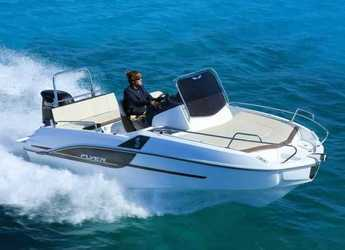 Rent a motorboat in Mahon - Beneteau Flyer 5.5
