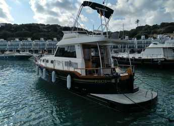 Rent a motorboat in Port Mahon - Menorquin yacht 145 FLYB