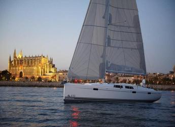 Rent a sailboat in Marina Ibiza - Hanse 415