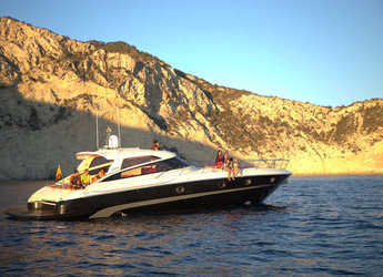 Rent a yacht in Club Náutico Ibiza - Baia Aqua