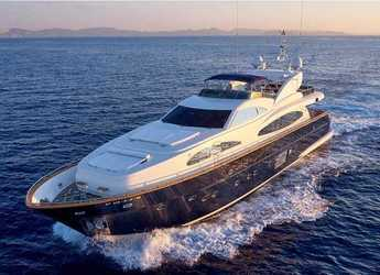 Chartern Sie yacht in Marina Botafoch - Astondoa 102 GLX