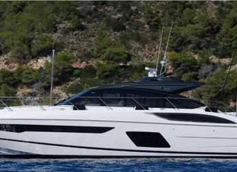 Rent a yacht in Marina Botafoch - Princess V58