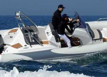 Rent a dinghy in Port d´Alcudia/Port de Alcudiamar Marina - Grand 580