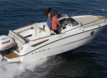 Louer bateau à moteur à Port d´Alcudia/Port de Alcudiamar Marina - Karnic 602