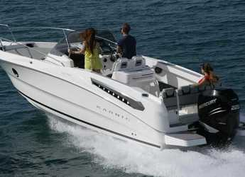 Chartern Sie motorboot in Port d´Alcudia/Port de Alcudiamar Marina - Karnic 702