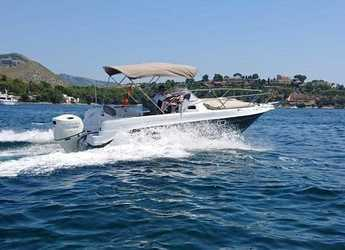 Rent a motorboat in Port of Pollensa - Cap Ferret 672