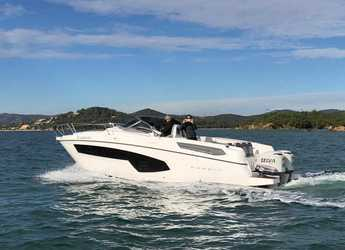 Louer yacht à Port d´Alcudia/Port de Alcudiamar Marina - Karnic 800 SL