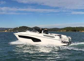 Chartern Sie yacht in Port d´Alcudia/Port de Alcudiamar Marina - Karnic 800 SL