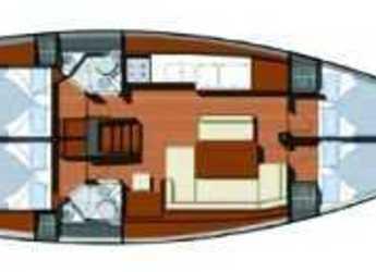 Rent a sailboat Sun Odyssey 44i in San Gennaro, Castellamare di Stabia