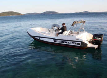 Rent a dinghy in Port of Pollensa - Zar 57