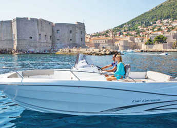 Rent a motorboat in Port of Pollensa - Cap Camarat 7.5