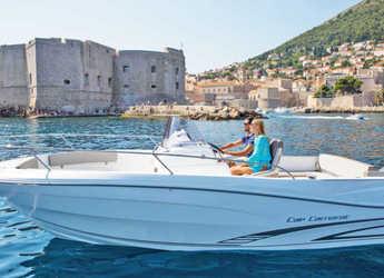 Rent a motorboat in Pollensa - Cap Camarat 7.5