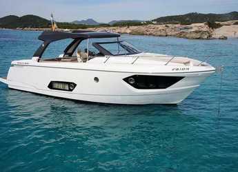 Louer yacht à Marina Botafoch - Absolute 40