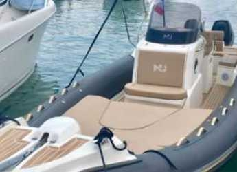 Rent a dinghy in Marina Botafoch - Nuova Jolly 30