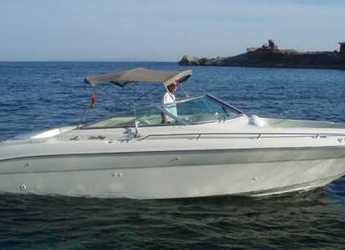 Rent a motorboat in Marina Botafoch - Sea Ray 28
