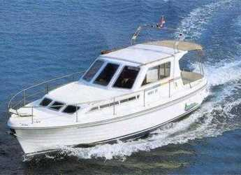 Rent a motorboat in Marina Betina - Adria 1002 Vektor