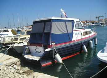 Rent a motorboat in Marina Betina - Adriatic 790