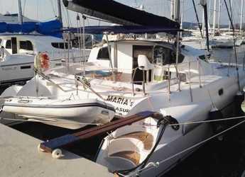 Rent a catamaran in Marine Pirovac - Athena 38