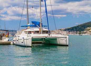 Rent a catamaran in SCT Marina Trogir - Athena 38