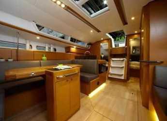 Rent a sailboat Sun Odyssey 439 in San Gennaro, Castellamare di Stabia
