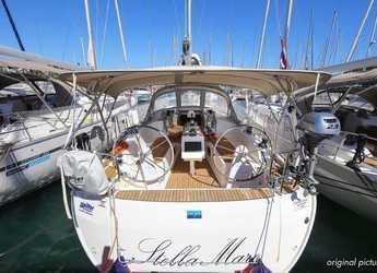 Rent a sailboat in Lefkas Nidri - Bavaria Cruiser 37 - 3 cab.