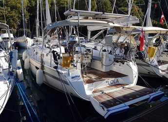 Rent a sailboat in Göcek - Bavaria Cruiser 40