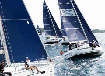 Rent a sailboat in ACI Jezera - Bavaria Cruiser 40 S