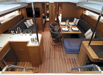 Rent a sailboat Jeanneau 57 in San Gennaro, Castellamare di Stabia