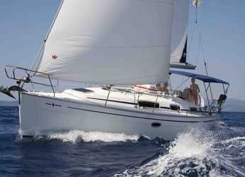 Rent a sailboat in Port Lavrion - Bavaria 34 Cruiser - 2 cab.