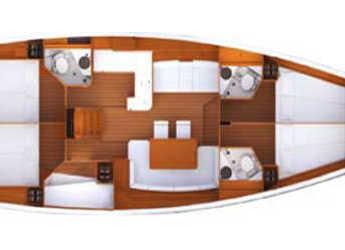 Alquilar velero Jeanneau 53 en ACI Marina, Pula