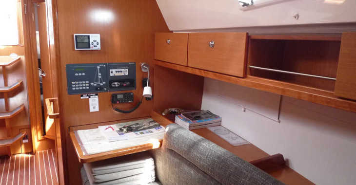Rent a sailboat in Lefkas Nidri - Bavaria Cruiser 36