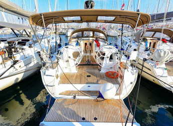 Rent a sailboat in Marina Kornati - Bavaria Cruiser 41S
